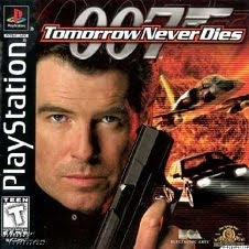 007: Tomorrow Never Dies PS1