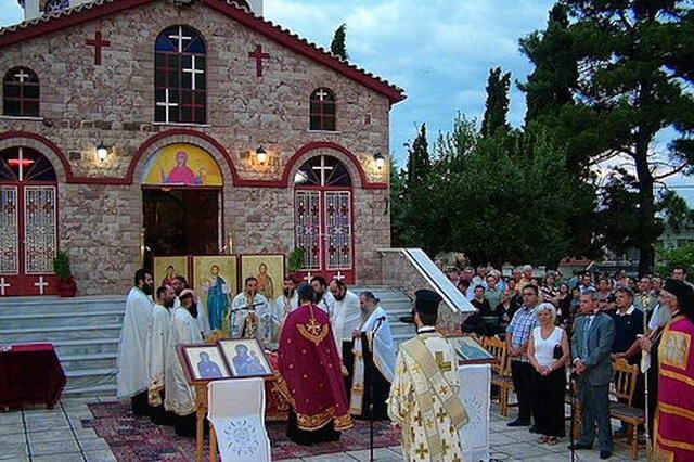 Πανήγυρις Αγίας Μαρίνας Μαΐστρου Αλεξανδρούπολης