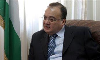 Nasser El Kudwa - Presidente da Fundação Yasser Arafat