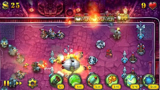 Fieldrunners v1.01 Game HD Android Apk
