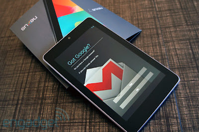 Nexus 7 the best for gaming