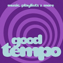 "GoodTempo ""Music, playlists and more"""