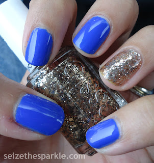 Essie Summit of Style Accent Mani