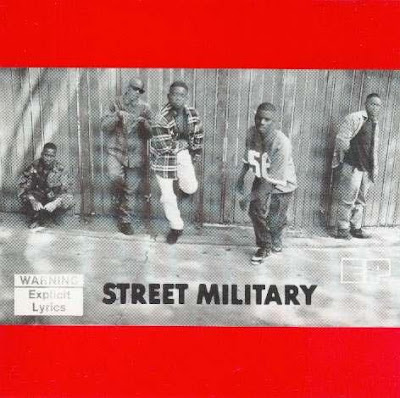 Street Military – Street Military EP (CD) (1992) (320 kbps)