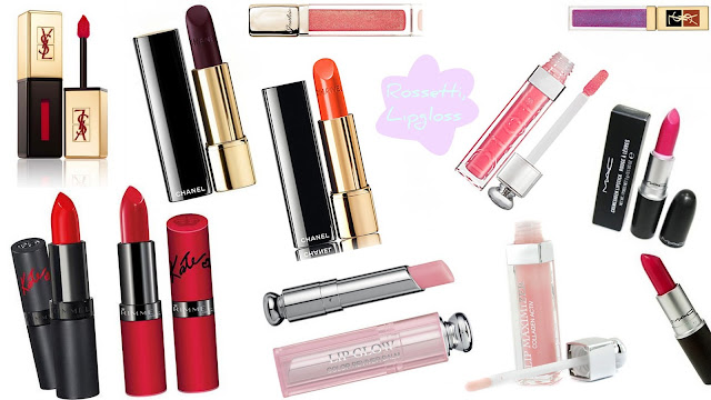 migliori prodotti beauty make up 2012 rossetti gloss lipgloss lucidalabbra tinta labbra balsamo chanel dior ysl rimmel guerlain