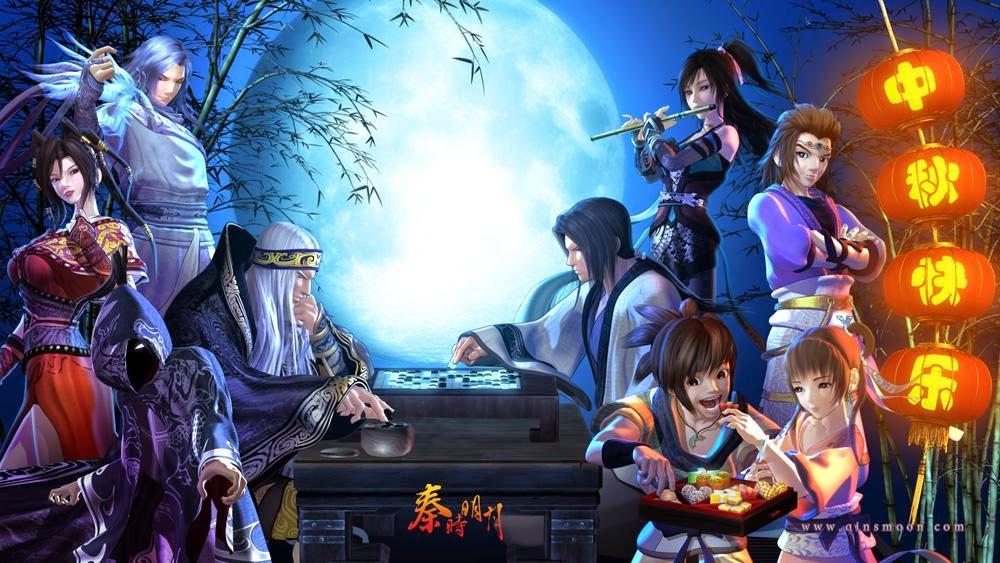 Tần Thời Minh Nguyệt 5