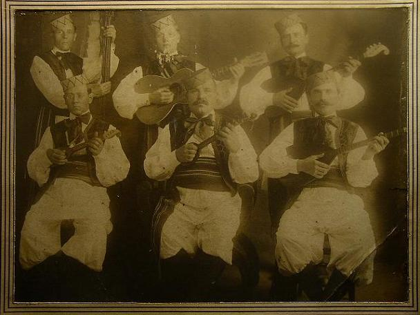 Unknown Tamburitza Orchestra