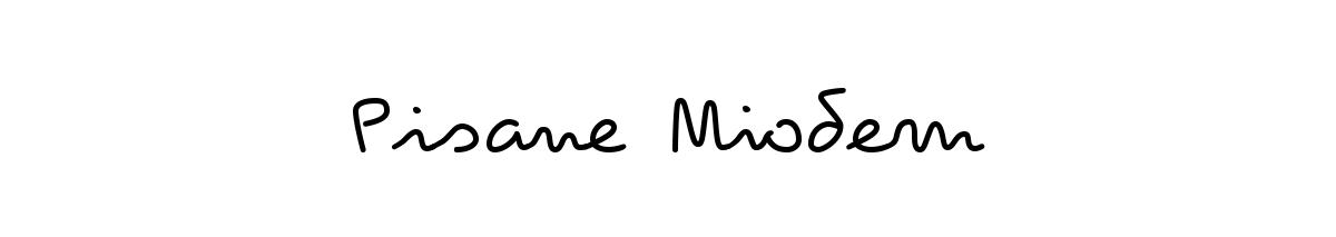 Pisane Miodem