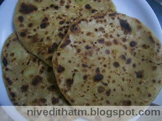 How to make Aloo Paratha in easy way