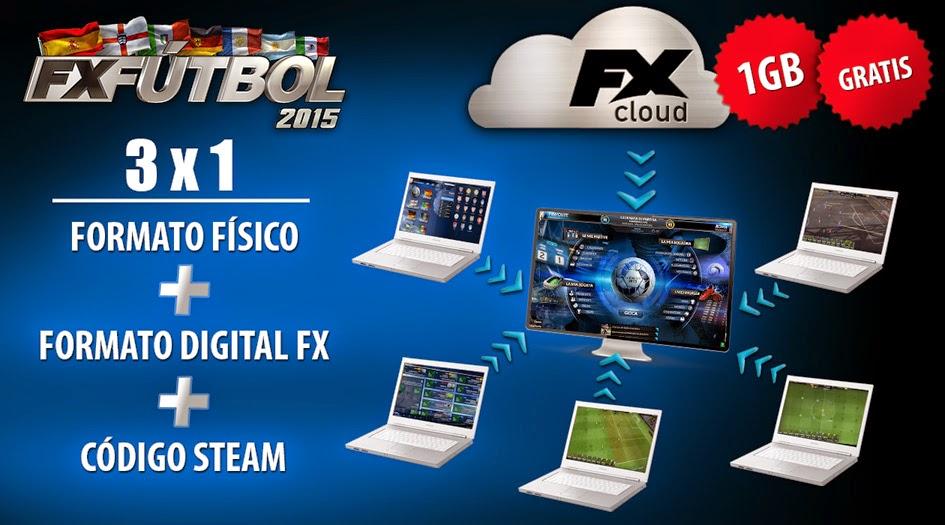 Publicidad FX Fútbol 2015