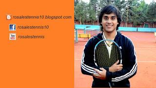 Boris Rosales tenis