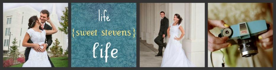 sweet stevens life