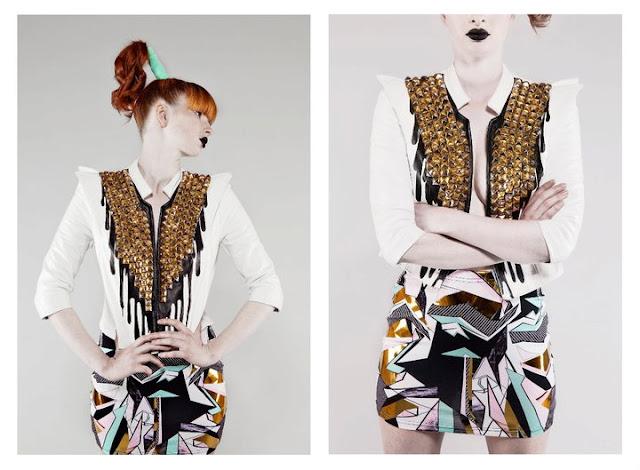 Hayley Scanlan Designer Dress