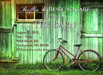 Join me at The Barn!