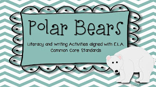 http://www.teacherspayteachers.com/Product/Polar-Bears-Literacy-and-Writing-Activities-1004640
