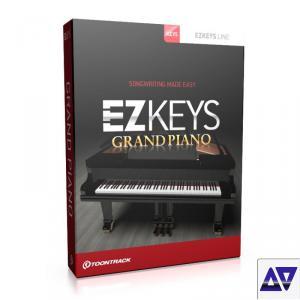 Ezkeys Grand Piano keygen