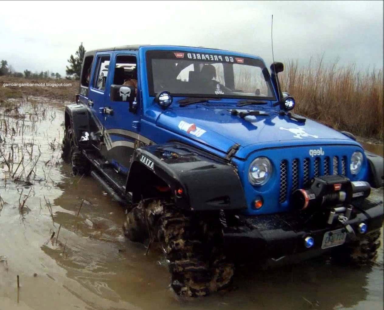 Kumpulan Modifikasi Mobil Jeep Sport Terlengkap Modifikasi Mobil Sedan