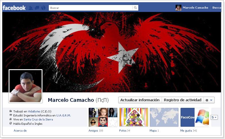 Ahora Que El Nuevo Diseno De Facebook Hablamos De Facebook Timeline