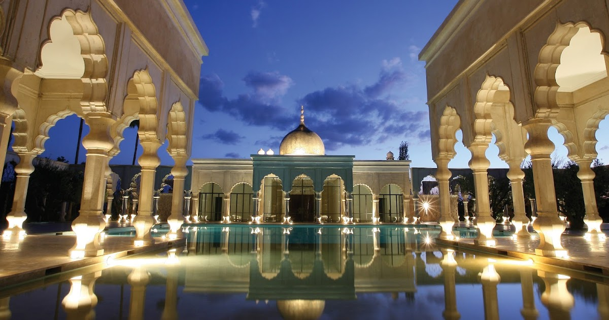 hotel et riad marrakech: palais namaskar