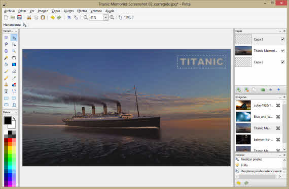Pinta, una alternativa gratuita entre Paint y Photoshop