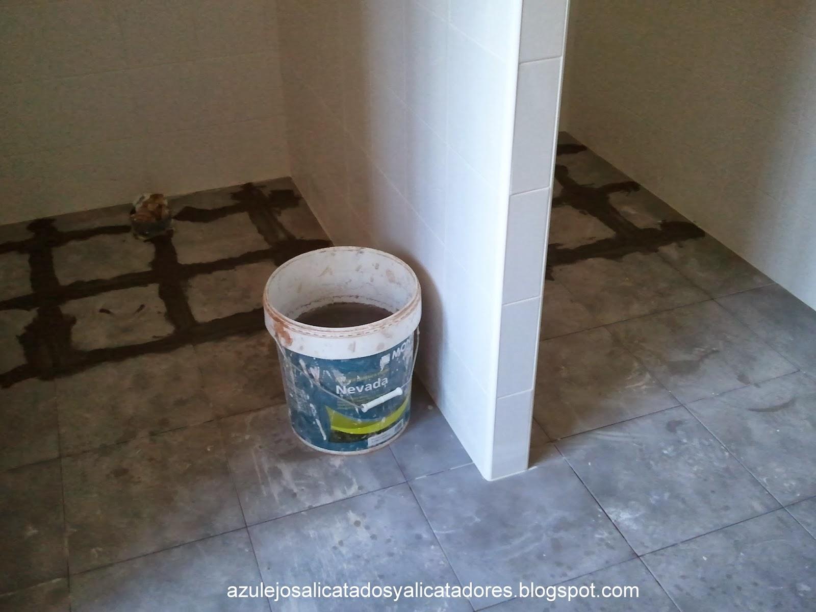 Azulejos alicatados y alicatadores c e i p vara del - Gres porcelanico limpieza ...