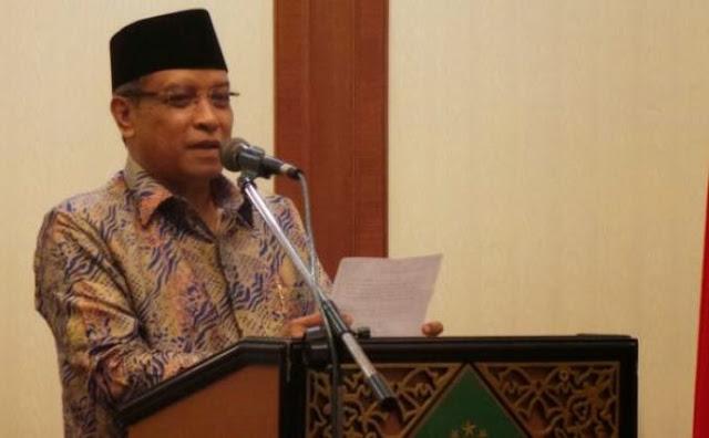 Menelanjangi Fitnah Media Wahabi Yang Menyerang KH. Said Aqil Siraj