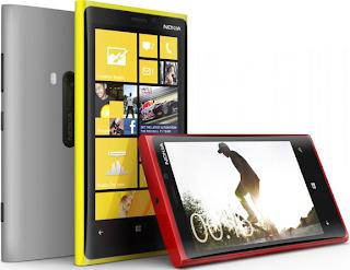 Nokia Lumia 920 harga spesifikasi