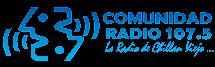 Radio Comunidad - 107.5 FM (Clic en el logo)