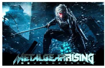 Free Download Games Metal Gear Rising Revengeance
