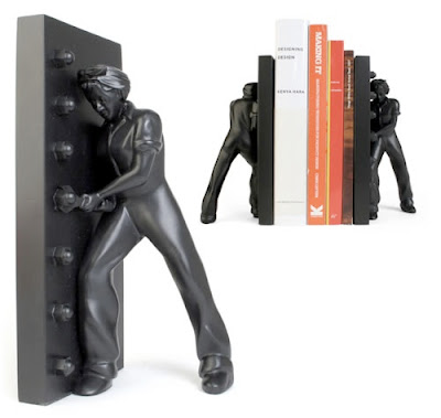 Unusual and Modern Bookends Design (15) 15