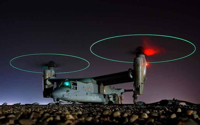 Elicóptero de la Marina - Marine Helicopter