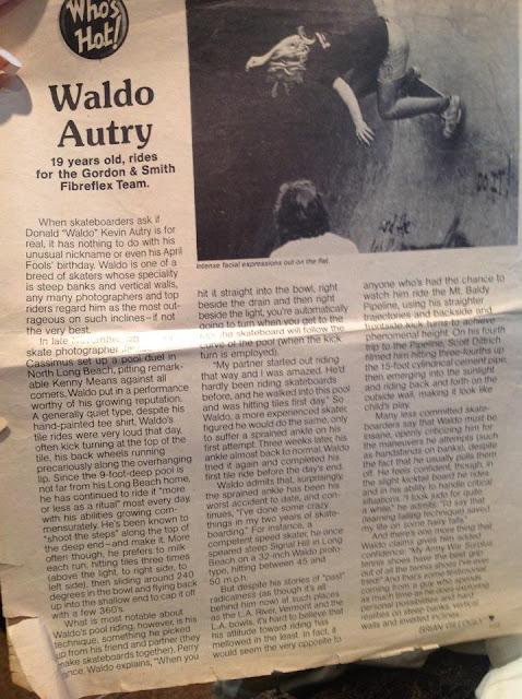 Waldo Autry