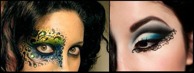 Halloween Eye Make Up Looks ~ Makeup Looks