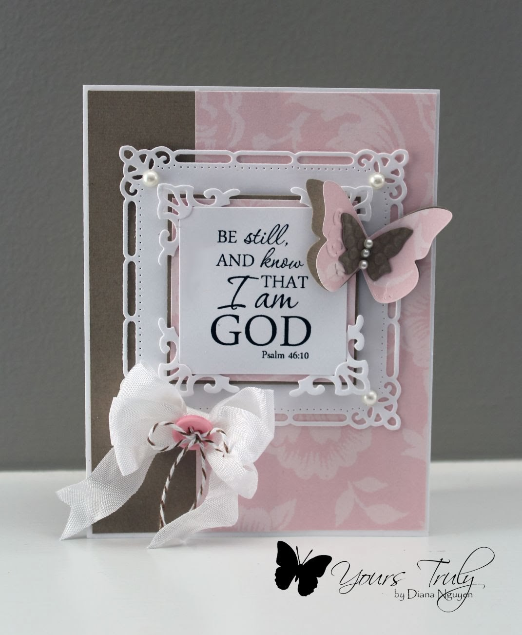 Diana Nguyen, Verve, Cards with Scripture