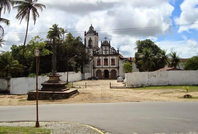 Igreja e Convento franciscano de Santo Antônio, Igarassú