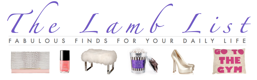 The Lamb List