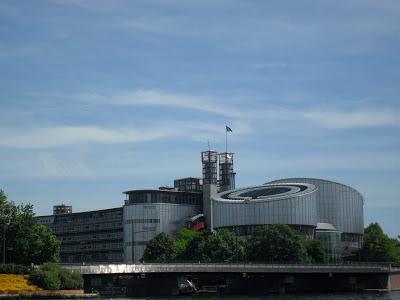 Tribunal Europeo de Derechos Humanos (Estrasburgo)