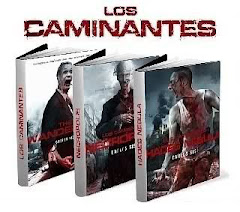 Saga de Los caminantes, de Carlos Sis
