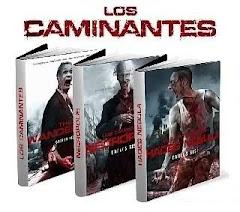 Saga de Los caminantes, de Carlos Sisí