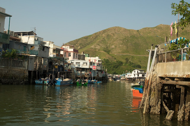 Tai O, Lantau Island, Ngong Ping,Hongkong,Pink Dolphin, stilt haouse, fishing village,