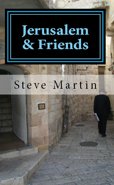 Jerusalem & Friends by Steve Martin - Just Released!