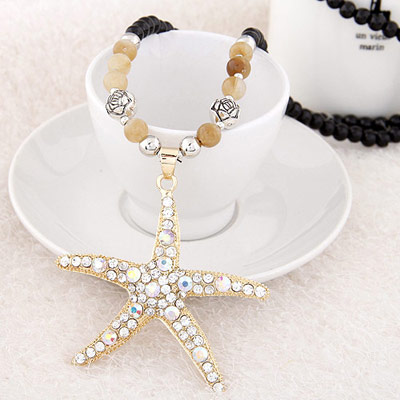 Aksesoris: Kalung Glamour SeaStar (AHG-403)
