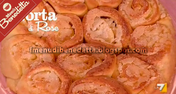 Torta di Rose di Benedetta Parodi