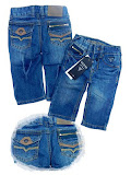 Baby Guess Jeans, 2T, RM39