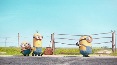 Minions (Movie) - Trailer 2 - Screenshot