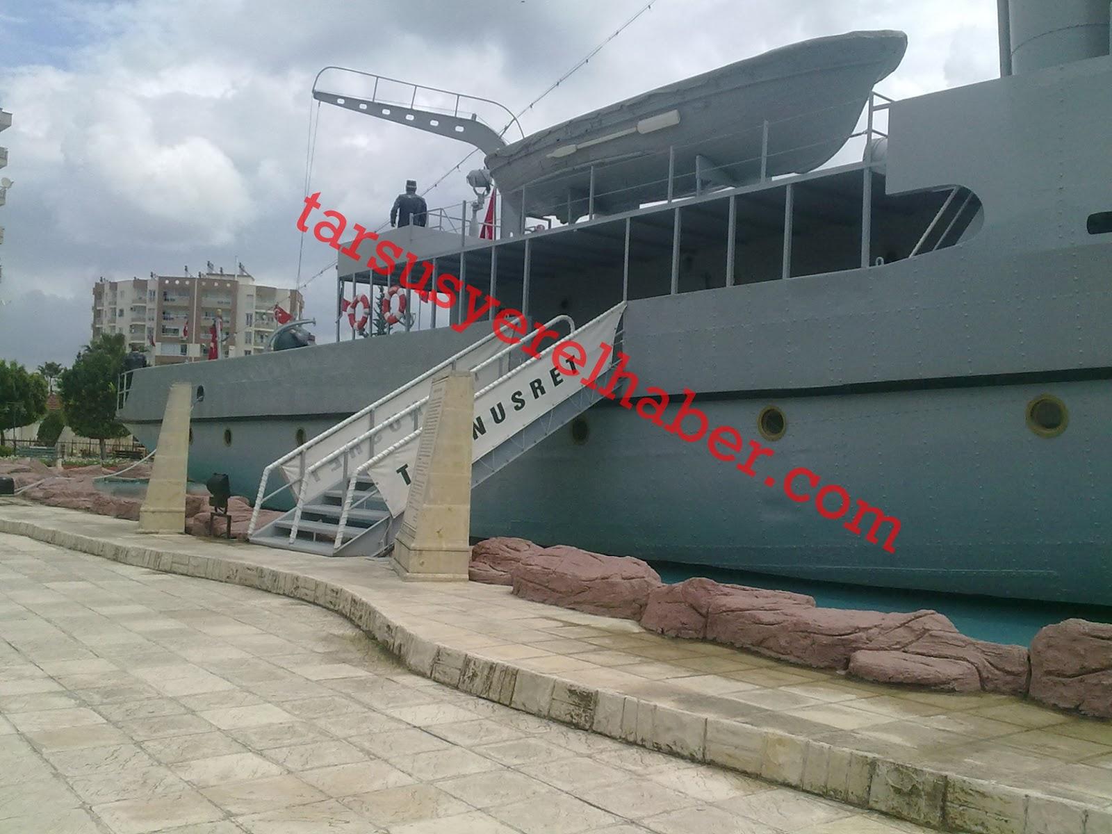 tarsus nusrat mayın gemisi-13