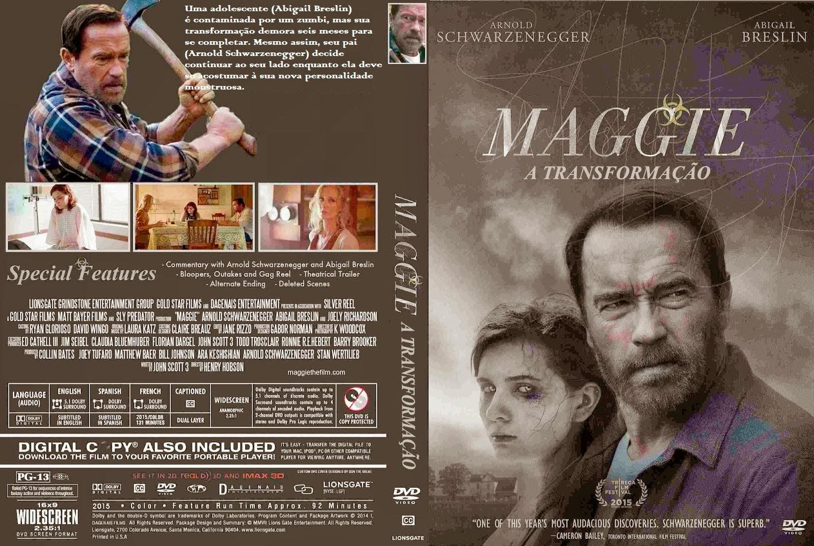 Download Maggie A Transformação DVD-R Maggie 2BA 2BTransforma C3 A7 C3 A3o