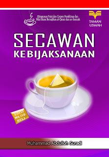 Buku Hadiah Buat Pencinta Sunnah Cover+secawan+kebijaksanaan+2