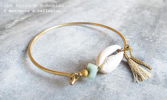 Ventes privées bijoux doré : Code Promo Medecine Douce, The Blossom Bohemian, Trois Petits Points, Viveka Bergstrom et Ysé