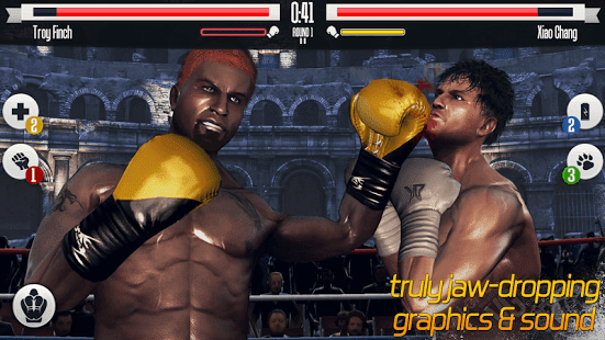 Real Boxing Apk Data